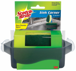 3M CTH-HD Kitchen Sink Sponge & Corner Caddy