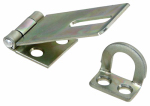 National Mfg/Spectrum Brands Hhi N102-020 Zinc Safety Hasp, 1.75-In., Must Purchase in Quantities of 5