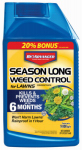 Sbm Life Science 704050B Season Long Lawn Weed Control, Concentrate, 24-oz.