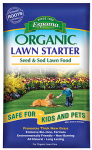 Espoma LS36 Organic Lawn Starter, 3,000-Sq. Ft. Coverage