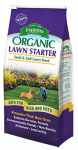 Espoma LS7 Organic Lawn Starter, 600-Sq. Ft. Coverage