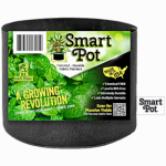 High Caliper Growing 10002 Smart Pot Aeration Plant Container, Black, 2-Gal.