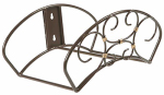 Liberty Garden Products 672 Hose Hanger, Wall-Mount, Steel, Holds 125-Ft.