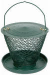 Woodstream GUD00319 Green Single-Tier Bird Feeder With Tray