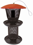 Woodstream RBMT00341 Multi-Seed Bird Feeder, 14-In.