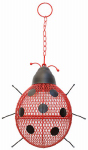 Woodstream RSB00344 Ladybug Mesh Wild Bird Feeder