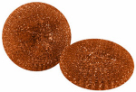 Quickie Mfg 503372 2PK Copper Mesh Scourer