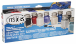 Testor 9197T 9Color Auto Paint Set