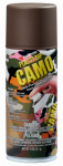 Plasti Dip 11216-6 Plasti Dip Rubber Coating, Camo Brown, 11-oz.