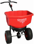 Chapin R E  Mfg Works 83100 Professional Series Broadcast Spreader, Oversized 125-Lb. Hopper