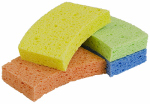 Quickie Mfg 57531-4PDQ 4PK Odor Resist Sponge