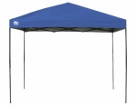 Shelterlogic 157379 Instant Canopy, Blue, 10 x 10-Ft.
