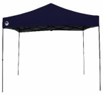 Shelterlogic 159672 Instant Canopy, Midnight Blue, 12 x 12-Ft.
