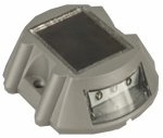 Northern International TV23020AL Solar Deck Marker, 6 Lumens, Cast Aluminum
