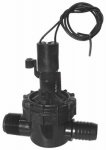 Toro Co M/R Irrigation 53799 Underground Sprinkler Inline Jar Top Valve With Flow Control, 1-In.