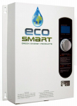 Ecosmart Green Energy Prod ECO 18 Smart Technology Electric Tankless Water Heater, 18 kW