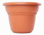 "Bloem MP1013-46 12"" Terra Cotta Milano Planter"