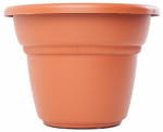 "Bloem MP810-46 10"" Terra Cotta Milano Planter"