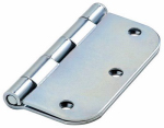 "National Mfg N830-188 3-1/2"" ZN Door Hinge"