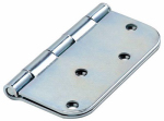 National Mfg/Spectrum Brands Hhi N830-189 Door Hinge, Interior, Zinc, 4-In.