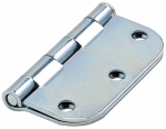 National Mfg/Spectrum Brands Hhi N830-190 Door Hinge, Interior, Zinc, 3-In.