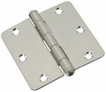 "National Mfg N830-274 3"" Stainless Steel Door Hinge"
