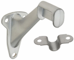 National Mfg/Spectrum Brands Hhi N830-134 Handrail Bracket, Satin Chrome, 2-Pk.