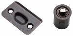 National Mfg/Spectrum Brands Hhi N830-108 Cabinet Catch, Drive In Ball, Oil-Rubbed Bronze