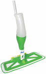 Quickie Mfg 57079BCAN Spray & Scrub Microfiber Mop