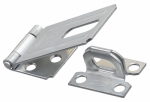 National Mfg/Spectrum Brands Hhi N102-277 3-1/4-Inch Zinc Safety Hasp