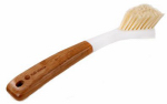 Full Circle Home FC14100 LaidBack WHT Dish Brush
