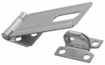 National Mfg/Spectrum Brands Hhi N102-384 4-1/2-Inch Zinc Safety Hasp
