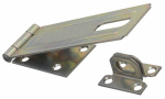 National Mfg/Spectrum Brands Hhi N102-459 6-Inch Zinc Safety Hasp