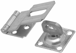 National Mfg/Spectrum Brands Hhi N102-855 3-1/4-Inch Zinc Swivel Safety Hasp