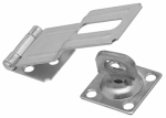 National Mfg/Spectrum Brands Hhi N102-921 4-1/2-Inch Zinc Swivel Safety Hasp
