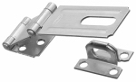 National Mfg/Spectrum Brands Hhi N103-259 3-1/4-Inch Zinc Double Hinge Safety Hasp