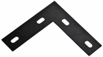 National Mfg/Spectrum Brands Hhi N351-505 Corner Brace, Black Steel, 6.5-In.