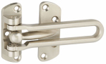 National Mfg/Spectrum Brands Hhi N335-984 Door Security Guard, Satin Nickel