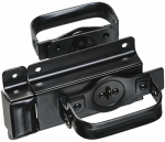 National Mfg N101-576 BLK Heavy Duty Swing Door Latch