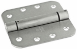 National Mfg/Spectrum Brands Hhi N351-031 Spring Door Hinge, Adjustable, Stainless Steel, 4-In.