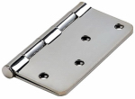 National Mfg/Spectrum Brands Hhi N830-183 Door Hinge, Interior, Polished Chrome, 4-In.