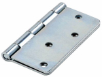 National Mfg/Spectrum Brands Hhi N830-192 Door Hinge, Interior, Zinc, 4-In.
