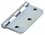 National Mfg/Spectrum Brands Hhi N830-193 Door Hinge, Interior, Zinc, 3-In.