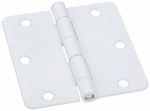 National Mfg/Spectrum Brands Hhi N830-218 Door Hinge, Interior, Prime Coat, 3.5-In.