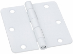 National Mfg/Spectrum Brands Hhi N830-220 Door Hinge, Interior, Prime Coat, 3-In.