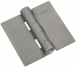 National Mfg/Spectrum Brands Hhi N273-896 Plain Steel Door Hinge, 2.5-In.