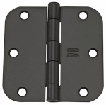 National Mfg/Spectrum Brands Hhi N612-062 Residential Hinge, Oil-Rubbed Bronze, 3.5-In., 12-Pk.