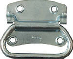 National Mfg/Spectrum Brands Hhi N117-002 Chest Handle, Zinc, 3-1/2-In.