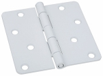 National Mfg/Spectrum Brands Hhi N830-219 Door Hinge, Interior, Prime Coat, 4-In.