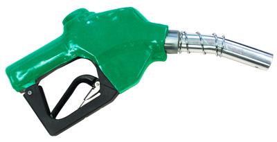Apache 99000247 Auto Shut Off Fuel Nozzle, Diesel, 1-In. FPT